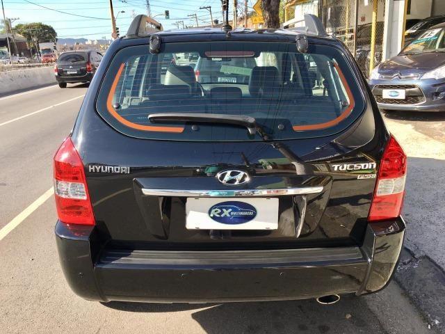 Hyundai Tucson Automatico Flex Completo 35mkm - Foto 5
