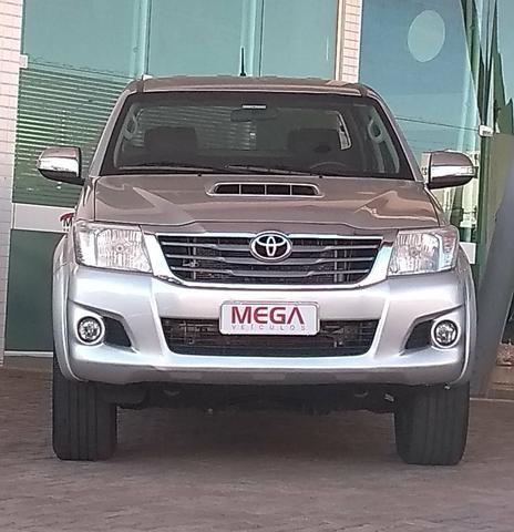 Toyota Hilux CD SRV 4x4 3.0 AUT TOP DE LINHA