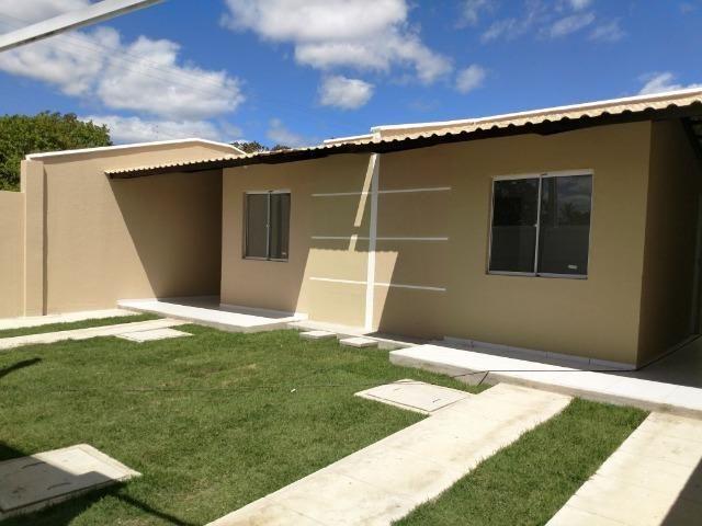 Casa Plana com Entrada ZERO em Maracanaú - Oportunidade de comprar sua Casa - Foto 3