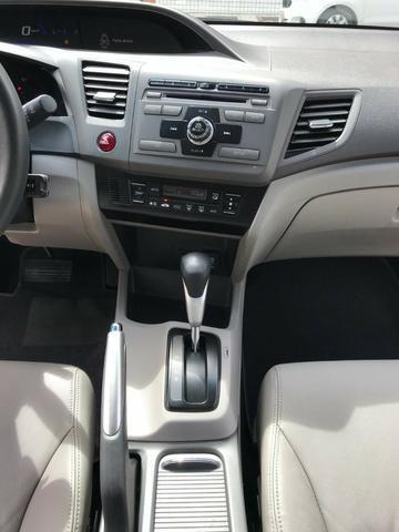 Honda Civic LXR 2.0 Automatico 2014 Completo Unico Dono - Foto 11