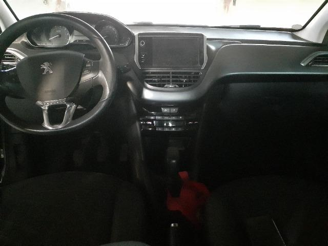 Peugeot 208 Griffe 1.6 16V manual completo 2014 estado de novo - Foto 4