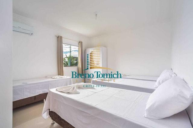Casa com 3 dormitórios à venda, 125 m² por R$ 350.000 - Vilage I - Porto Seguro/BA - Foto 4
