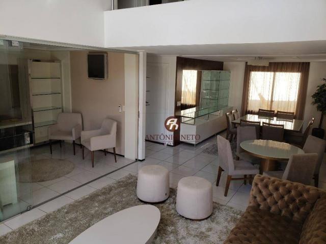 Belissima casa em alto padrão com toda a mobília e decoração inclusa no imóvel (porteira f - Foto 7