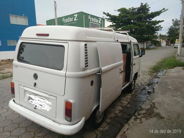 Kombi furgão 1.4 GNV flex 2012 - Foto 7