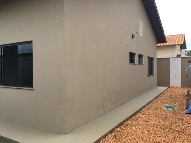 604 norte 2/4 casa geminada dinâmica e grande. - Foto 16