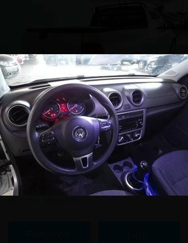 Volkswagen saveiro 2014 1.6 cab simples - Foto 6