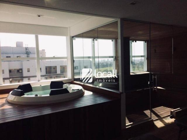 Apartamento para alugar por R$ 1.600/mês - Jardim Panorama - São José do Rio Preto/SP - Foto 11