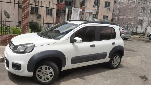 Fiat uno way ,2016 unica dana,,completo,baixe vender hoje