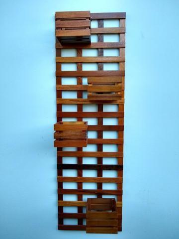Treliças de madeira - Foto 4