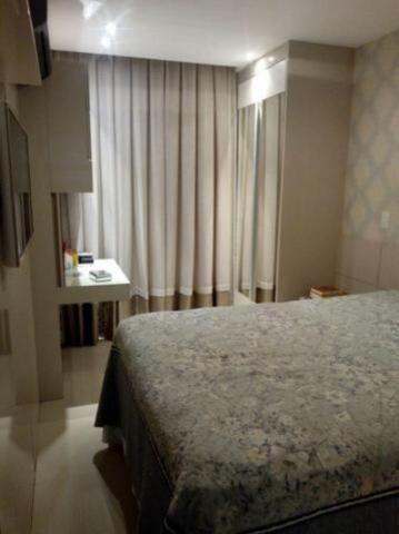 Murano Imobiliária aluga apartamento de 3 mobiliado quartos na Praia da Costa, Vila Velha  - Foto 11