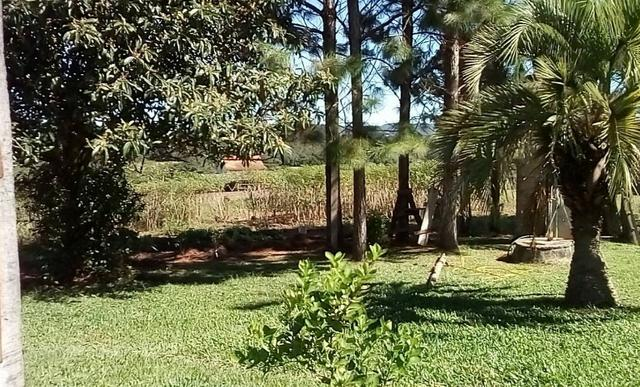 Terreno Rural Sitio /Chácara com 5,5 alqueires (porteira fechada) ótima localização - Foto 5