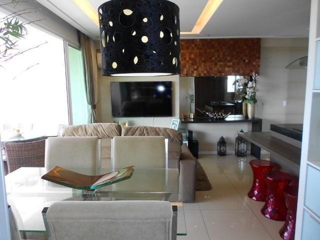 Apartamento no Allegro 14º andar, todo projetado, 3 quartos, 2 vagas - Foto 7