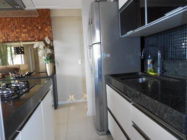 Apartamento no Allegro 14º andar, todo projetado, 3 quartos, 2 vagas - Foto 9