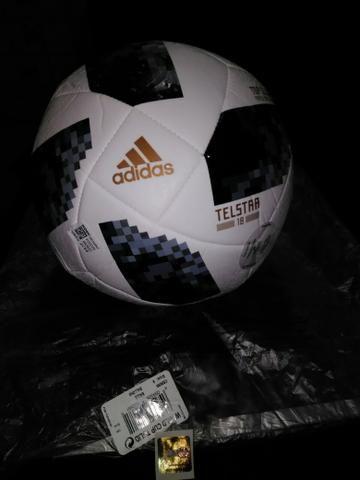 62212b721 Bola de futebol de campo Adidas Telstar Glider Copa do mundo Rússia Fifa 18
