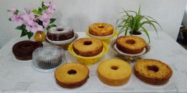 Faço bolos Caseiros e salgados. - Foto 3