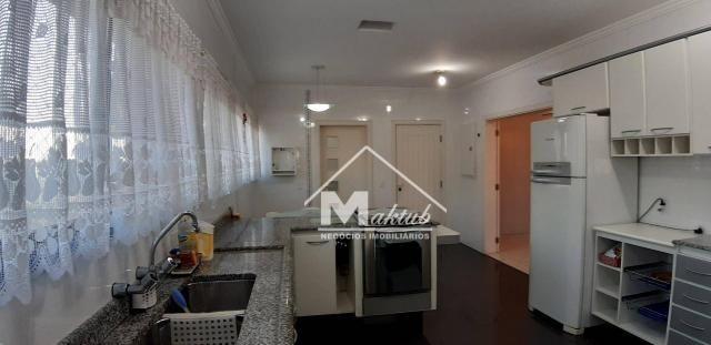 Cobertura com 4 suíte, para alugar, 395 m² por R$ 7.000/mês - Vila Valparaíso - Santo Andr - Foto 18