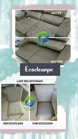 Lavagem de sofá a seco - Foto 3