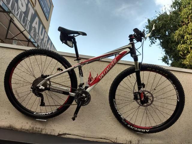 Bicicleta (troca iPhone 11 max pro) - Foto 2