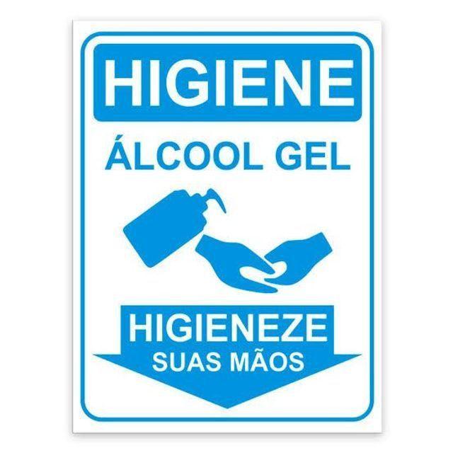 1 Litro de Álcool em Gel Promoção