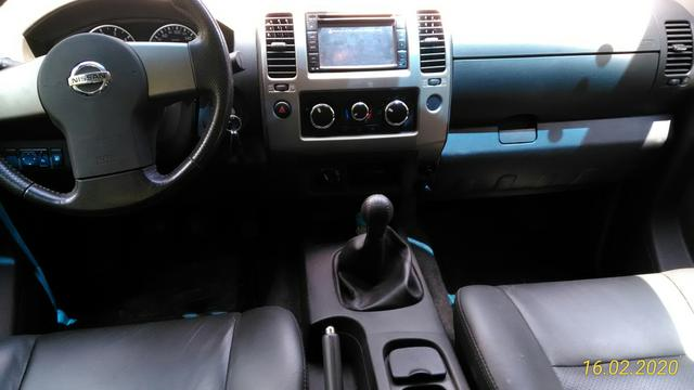 Vendo Pick Up Nissan Frontier - Foto 2