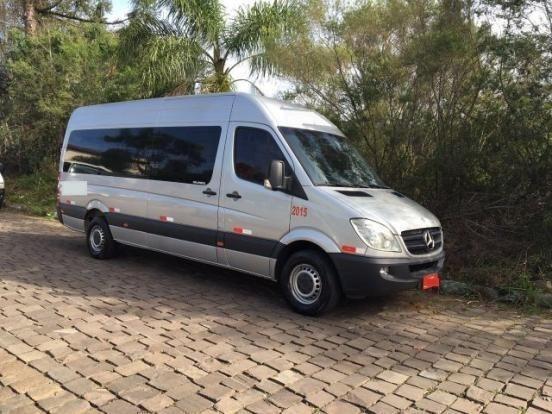 MB Sprinter 415 Van 2015 com parcelas - Foto 2