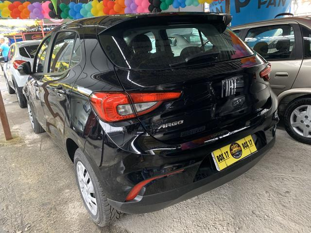Fiat Argo 2019 + GNV (Único Dono, taxa 0,65%) - Foto 4