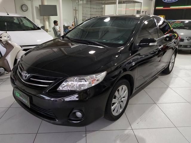 Toyota Corolla Atis 2.0 2012 RARIDADE