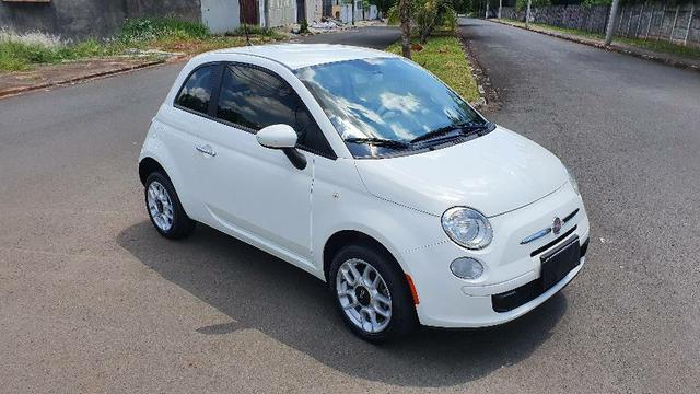 Fiat 500 Cult 1.4 Flex 2013 Manual (Impecável) - Foto 4