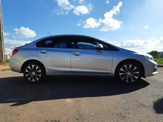 Honda Civic LXR - 11 km por litro - Foto 9