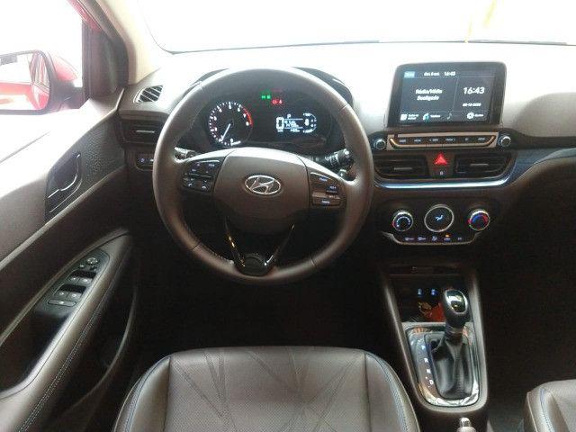Hyundai hb20 1.0 turbo de diamond *top de linha* * ano2020 - Foto 4