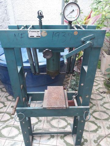 Prensa hidráulica 15 toneladas - Foto 2