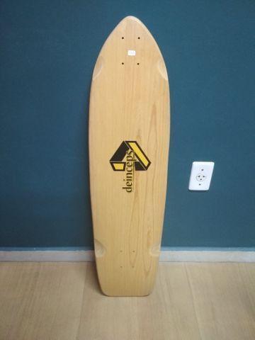 Shape de Skate Longboard (Simulador de Surf) - Foto 4