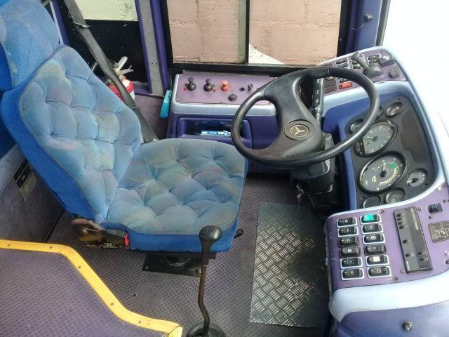 Ônibus rodoviário mercedes benz o 400 eletrônico toco - Foto 3