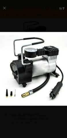 Compressor  portátil 12v - Foto 4