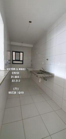 2/4 Suíte e varanda - Apartamento em Armação / Costa Azul / Stiep / Orla - Villa Di Mare - Foto 12