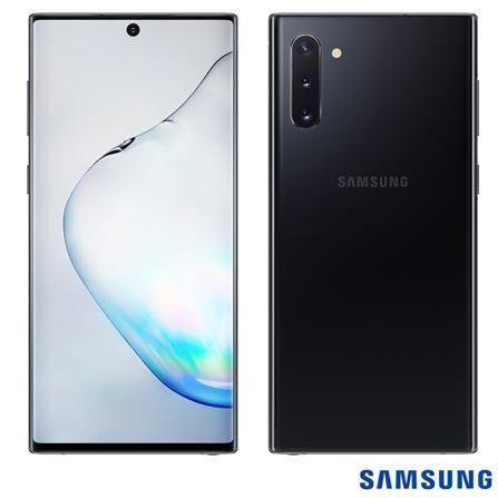 Samsung Galaxy Note 10 256GB Preto - seminovo - Loja Centro do Rio