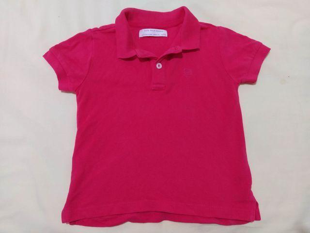Camisas pólo tamanho 4 - Foto 2