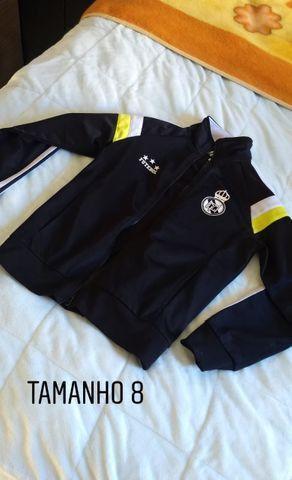 Calças camiseta e moletons de abrigo infantil menino TAM 6,8,12 e 14. Preço acessível - Foto 4