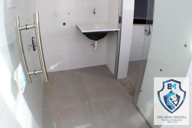 Cobertura 4 quartos 5 vagas cobertas Espirito Santo-Betim - Foto 4