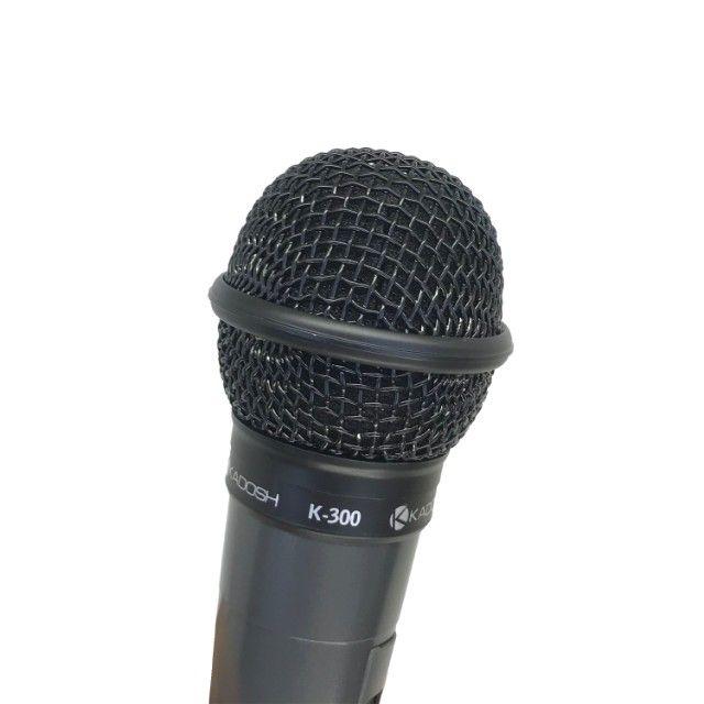 Microfone Kadosh KDS-300 C/ Cabo de 5mt - Foto 4