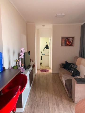 Apartamento com 2 dormitórios à venda, 53 m² por R$ 245.000,00 - Parque da Amizade (Nova V - Foto 3