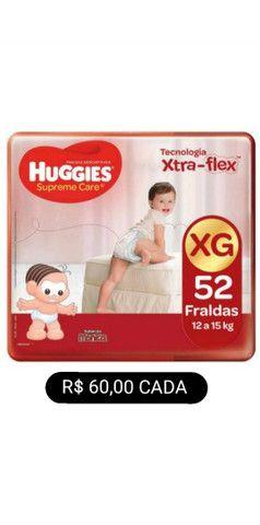 Fralda huggies  - Foto 2