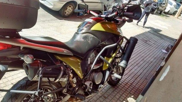 Moto Transalp - Foto 3
