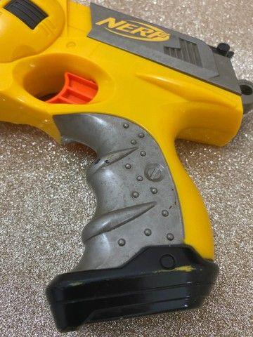 Brinquedo Arma Nerf   Lançador Nerf Maverick Rev-6 - Foto 4