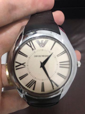 Relógio armani ar2041 novo - Foto 6