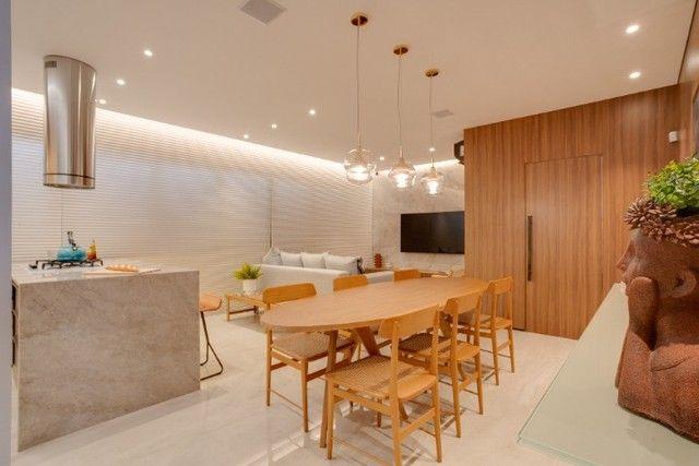 Apartamento no setor Oeste em Goiânia, 2 suítes