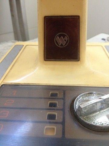 Ventilador antigo funcionando... - Foto 3