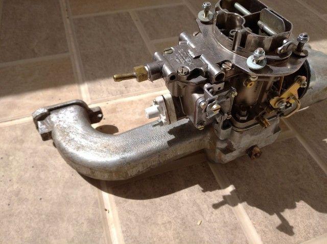 Carburador Solex H34 com Coletor - Foto 4