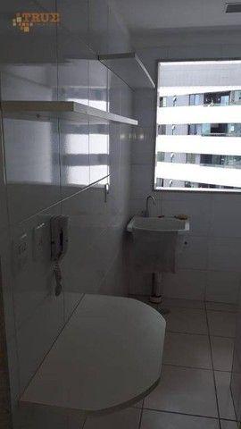 Apartamento com 2 quartos (1 suíte), 55 m² - Encruzilhada - Recife/PE - Foto 13