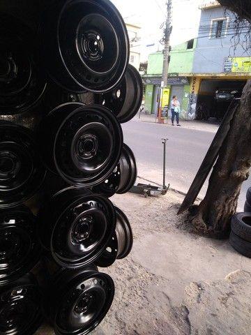 Rodas 15 bolinha - Foto 3